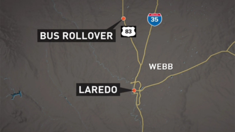 Texas company in crash has faced past bus problems