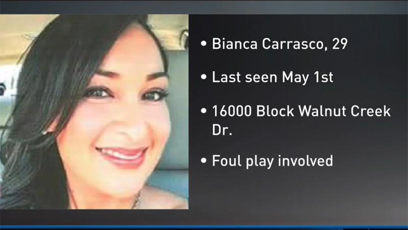 Bianca Carrasco, 29,  Missing Since May 1, 2016 - San Antonio, TX Missing%20woman_1463250564563_2279269_ver1.0