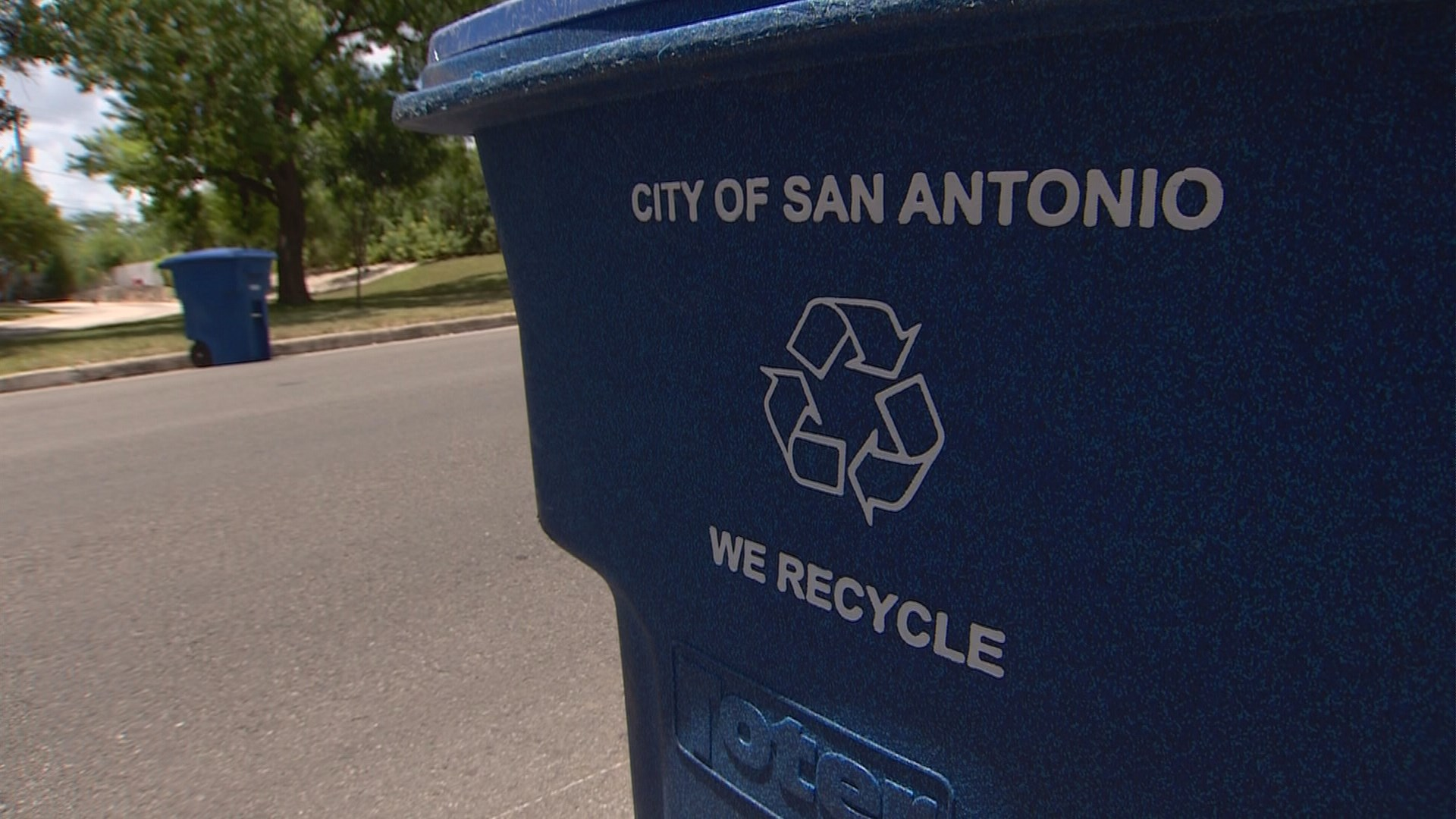 Blue apron how to recycle - Recycling Fines Take Effect Dirty Diapers Causing Contamination Issues Kens5 Com