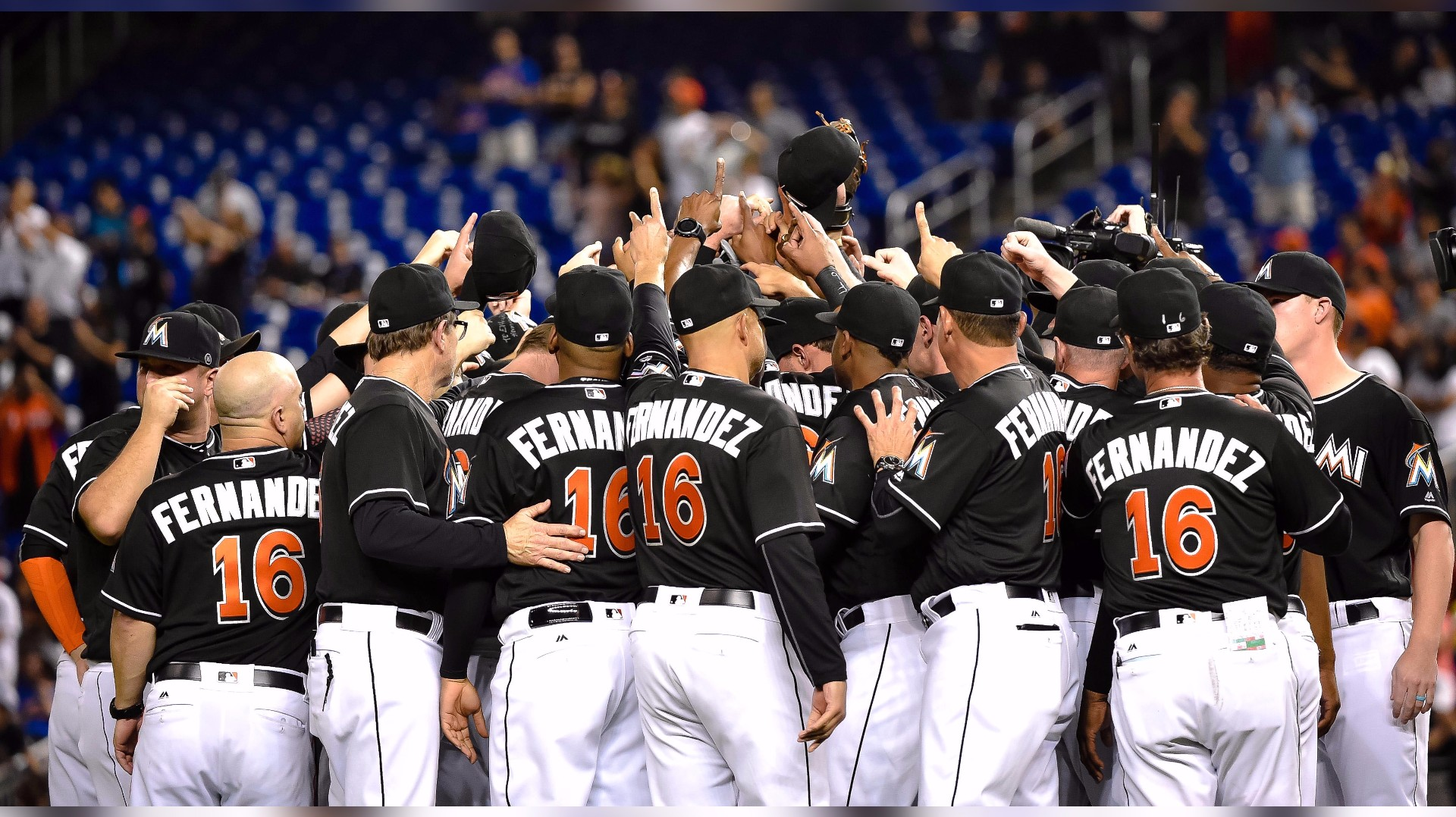 Gas Prices In Florida >> kens5.com | WATCH: Marlins get leadoff homer in first game ...