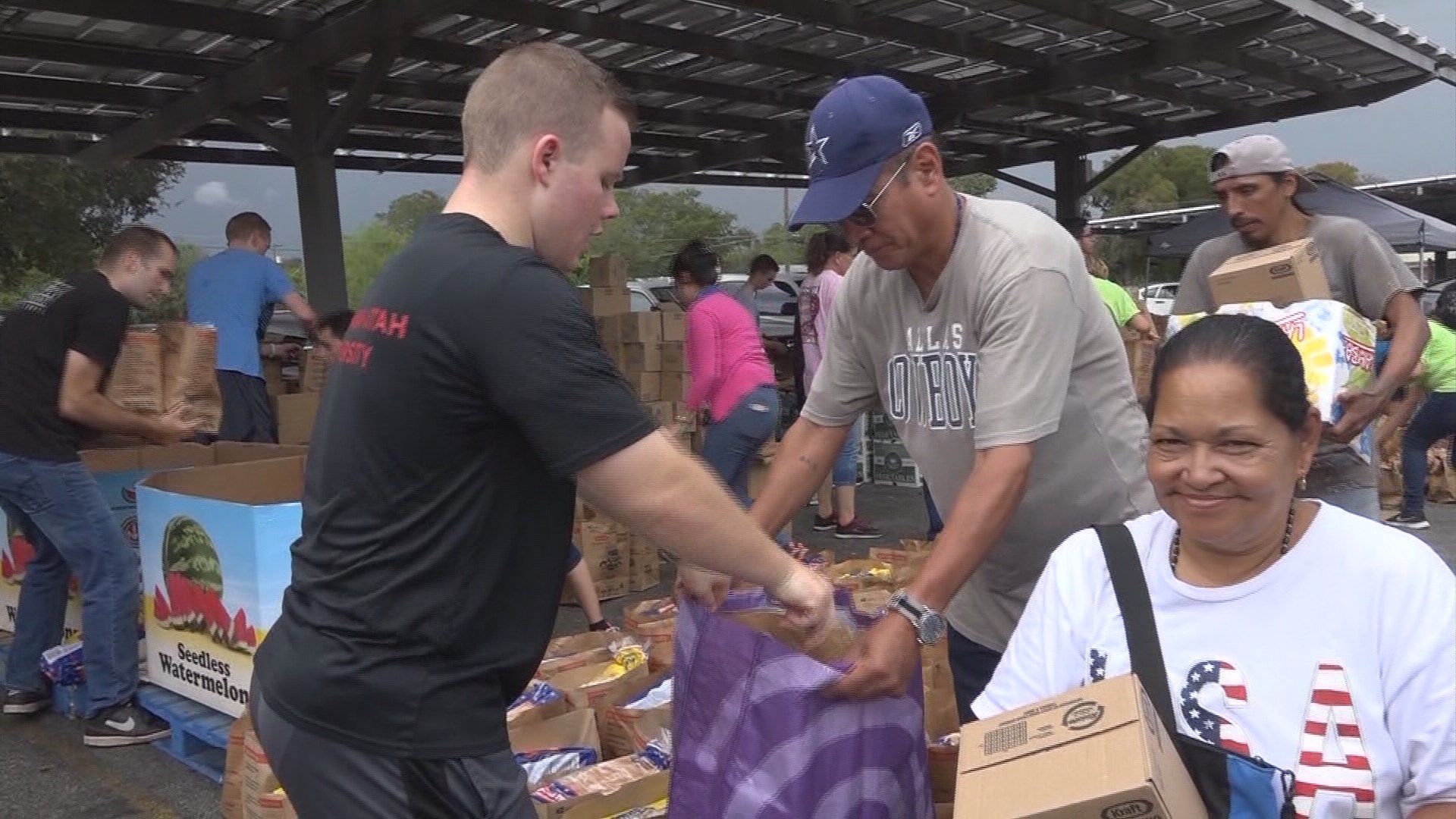 Poverty Down But Demand For Food Stamps Still High