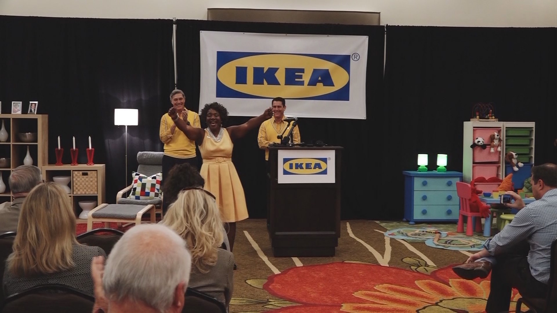How live oak was able to land ikea for Ikea san antonio