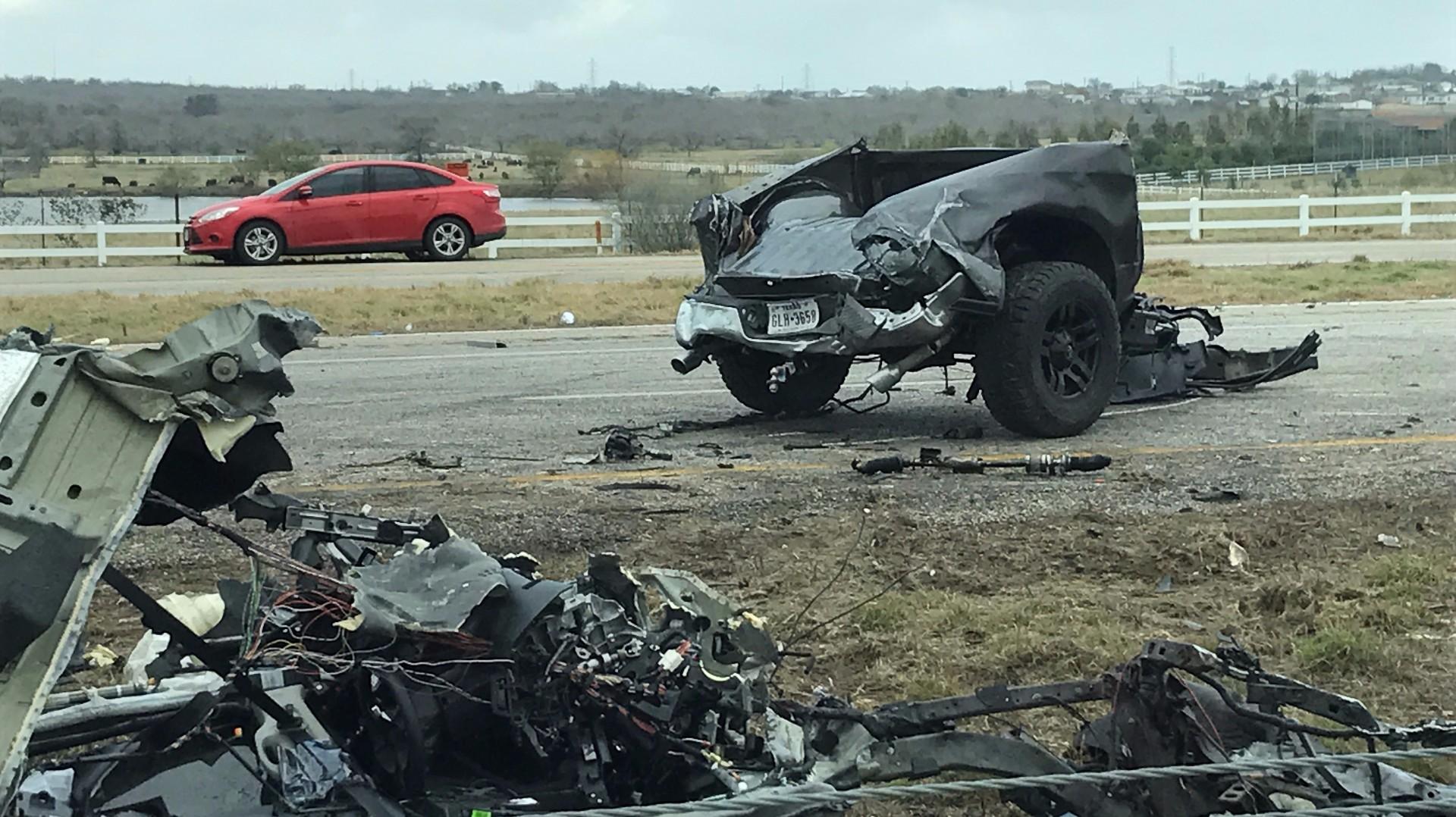Car Accident In San Antonio Tx