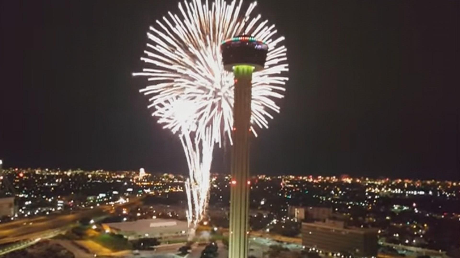 San Antonio New Years Eve 2014
