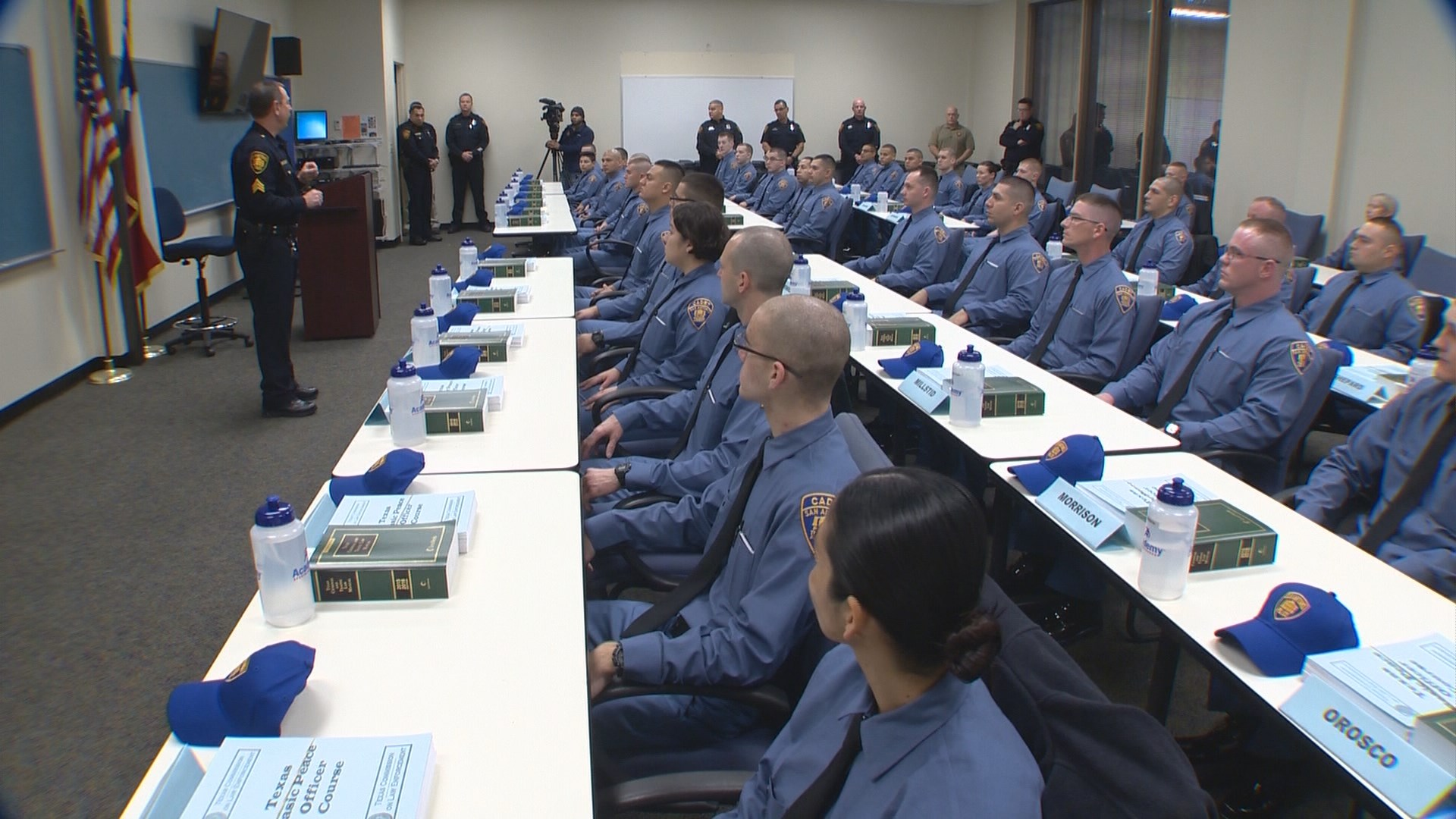 education training for police cadets The cadet corps is an opportunity unlike any other — providing you with real life training and experience through hands-on work that makes a difference depending on your assignments, you may have the opportunity to directly apply the skills and knowledge gained in your college studies.