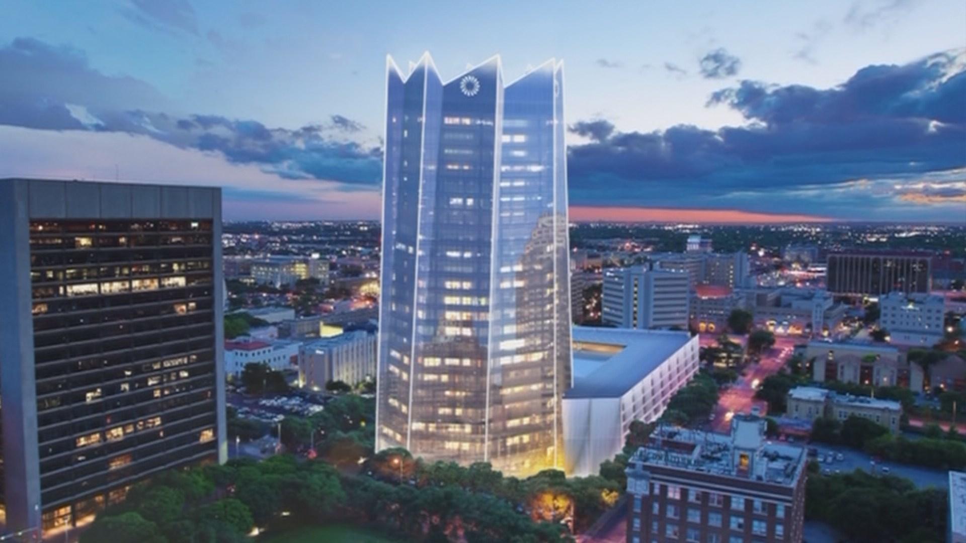 San Antonio S Downtown Undergoing A Huge Transformation
