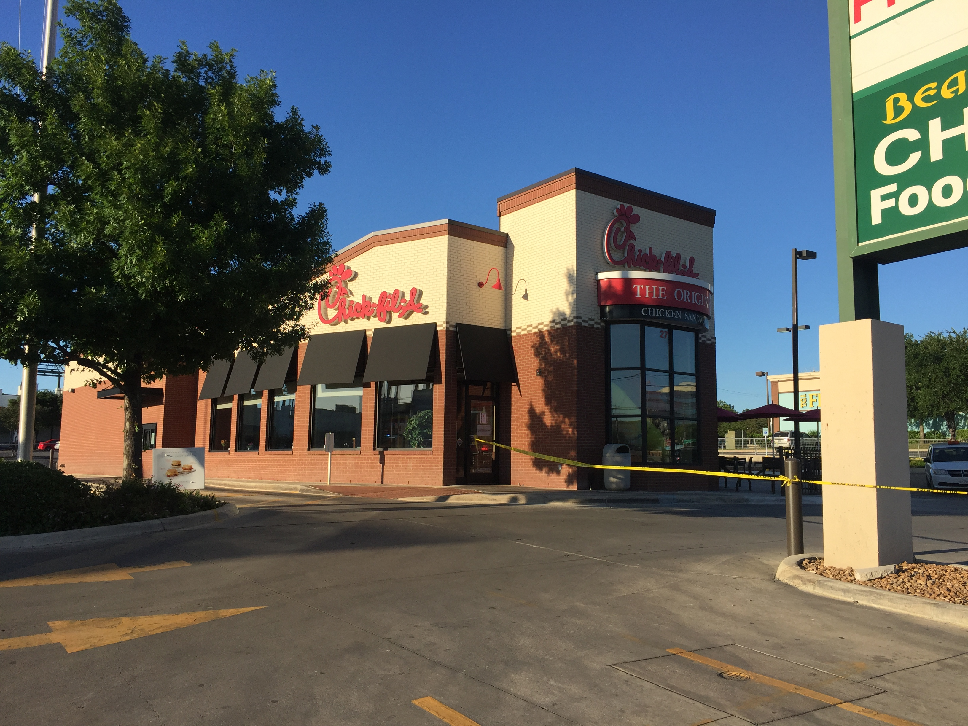 Kens5 Com Body Found In Chick Fil A Parking Lot Identified