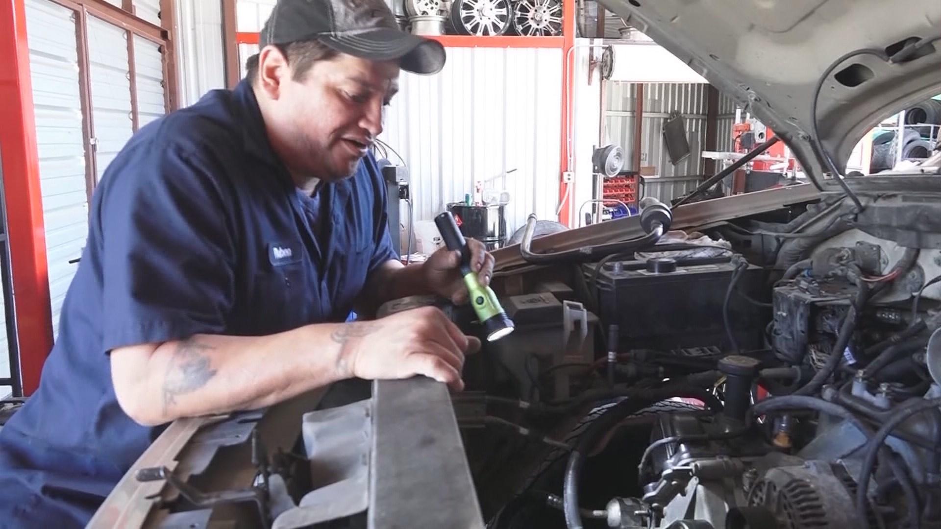 Car inspection bill texas 15