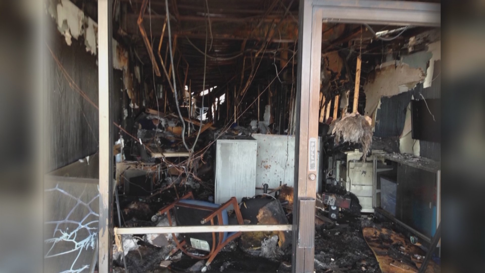 Computer Store Owner Left Devastated By Ingram Square Fire