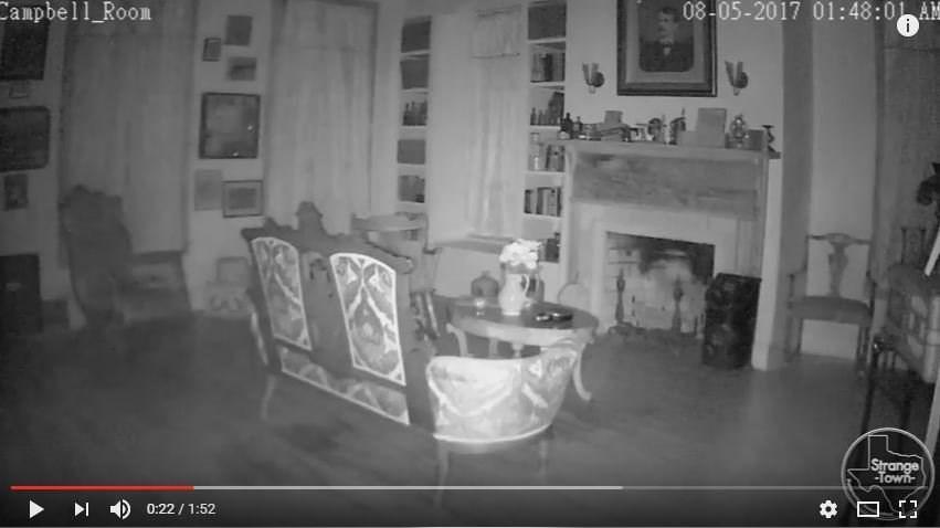 Paranormal activity? 'Black mist' captured in Magnolia Hotel video