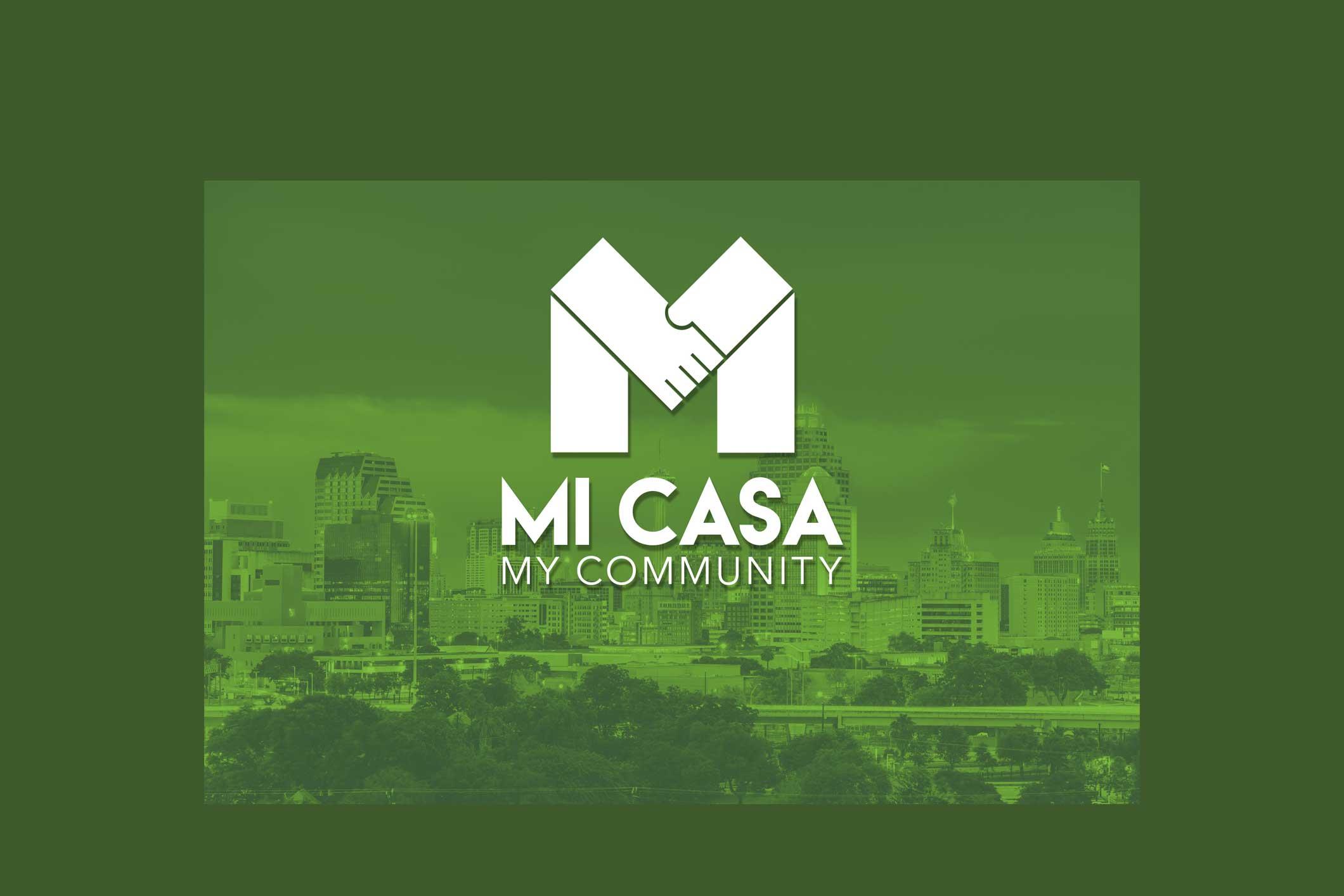 Get a helping hand: Mi Casa | My Community