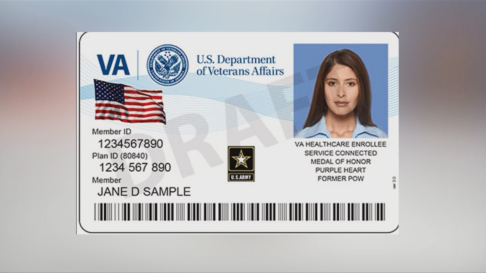 military id Why get my family an id card spouses and eligible children should be enrolled in defense eligibility enrollment reporting system (deers) which:.