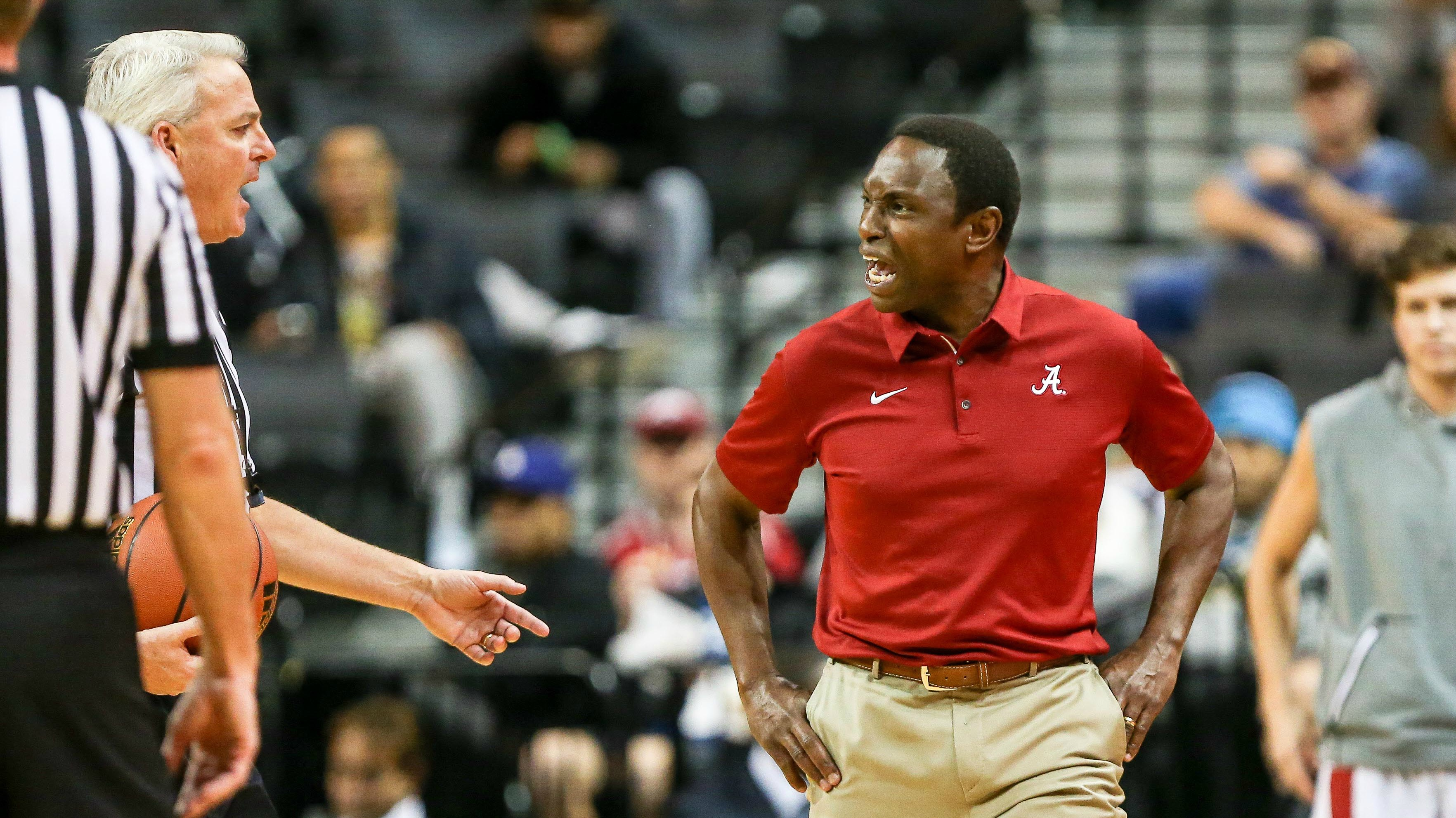 Avery Johnson leads Bama basketball to near win with just three